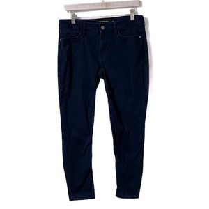 Calvin Klein Jeans Blue Ankle Skinny Pants Size 10